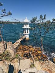 Cremorne Point Lighthouse (leonsidik.com) Tags: leon sidik iphone vsco filter landscape sydney harbour lighthouse cremornepointlighthouse cremorne point australia nsw newsouthwales 2018 momentlens moment