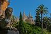 Kathedrale von Palma (Peter Goll thx for +6.000.000 views) Tags: 2014 mallorca urlaub palma kirche d800 nikon nikkor kathedrale church skulptur