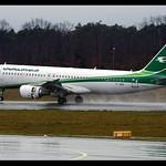 A320-214   Iraqi Airways   YI-ARD   FRA thumbnail