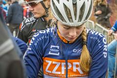 Maaike de Heij (G. Warrink) Tags: cyclocross veldrijden nkveldrijden cycling surhuisterveen u23 junior women womenscycling womenofcycling