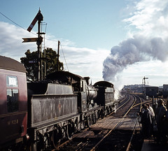 Last train from Bromyard (ralph.ward15) Tags: henwick smoke steam worcester bromyard