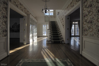 Mansion Enterance