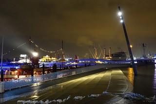 Hamburg - Überseebrücke