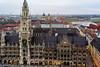 Munich Marienplatz Rathaus (Brian Out and About) Tags: gothic nikon d5200 europe germany munich munchen explore travel architecture