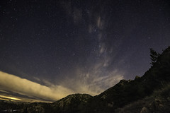 Starry Starry Night (courtney_meier) Tags: bouldercounty colorado coloradostatepark eldoradocanyon eldoradocanyonstatepark clouds galaxy lightpollution longexposure night nightscape nocturnal starlight stars eldoradosprings unitedstates us