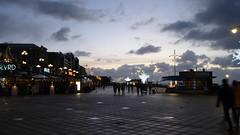 End of the Storm (m_artijn) Tags: boulevard scheveningen nl end storm cloudy sunset twilight