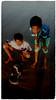 (ben oït) Tags: boys garçons beach plage puri odisha orissa