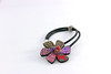 bracelet collection flower patchwork1 (dorémifasolafimo) Tags: bijoux fleur flower patchwork pâte polymère polymer clay bracelet collier jewerly strap necklace