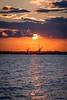 Sunset over Mersea Island (ONE DIGITAL EYE PHOTOGRAPHY) Tags: sunset sun sea seaside seascape seashore essex stosyth clacton clactononsea clouds orange boats ripple beutiful landscape colour shine shadow