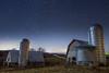 Barren silos (griffin.s.scott) Tags: kitlens virginia longexposure farm silo nightscape barn
