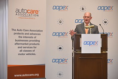AAPEX 2017 Auto Care Association Media Briefing (AutoCareOrg) Tags: select aapex auto care automotive trade show press business vehicle technology news media government lasvegas cars telematics