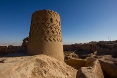 NarinQaleh (enrico.gh) Tags: iran meybod narin castello castle torre tower