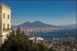 Ones more the Vesuvius