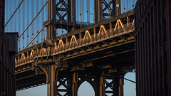 Manhattan Bridge (dansshots) Tags: manhattanbridge dansshots nikon nikond750 70200mm picoftheday pictureoftheday bridge architecture architectureofnewyorkcity architecturelovers dumbo dumbobrooklyn brooklyn brooklynnyc nyc newyorkcity newyork