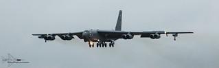 USAF Boeing B52H Stratofortress