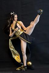 Super Duck Fighting Girl Set 012A Photo Review (edwicks_toybox) Tags: 16scale maishiranui tbleague brunette deadoralive femaleactionfigure fightinggirl phicen superduck