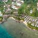 Beach resort Mahe, Seychelles