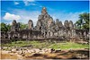 Postcard Greetings From Angkor Thom (RudyMareelPhotography) Tags: angkortemples angkorthom cambodia indochina indochine siemreap ngc flickrclickx flickr