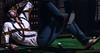 Oye Como Va (Mark Aji) Tags: bento mesh sl second life avatar male man pool table shoes suspenders glasses shadows new old blue green sport music spanish santana audio lighting night catwa deadwool