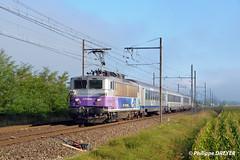 BB25683 sur TER Besançon Lyon vers Ambronay (philippedreyer1) Tags: