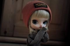 New girl ♥ (Loony-Doll) Tags: dal fc full custo custom customisée makeup sculpt dalfc groove doll dolls wig eyechips pullip