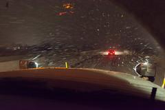 @20180112-D5 PlowingUS33-58 (OhioDOT) Tags: district5 odot plow ridealong route33 salt six snow storm plowing truck