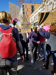 Destroy the patriarchy (quinn.anya) Tags: patriarchy sign womensmarch womensmarchoakland womensmarch2018