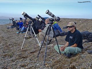 Esperando el Eclipse Anular - Patagonia el 26 de febrero de 2017