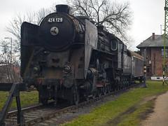 P1218737 (Dreamaxjoe) Tags: gozmozdony 424steamlocomotive steam locomotive 424 bivaly celldömölk