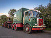 Malpas 2017 (Ben Matthews1992) Tags: malpas 2017 cheshire british britain show rally old vintage historic preserved preservation vehicle transport haulage steam traction engine classic commercial lorry truck wagon waggon low loader pandoro atkinson venturer lck408n