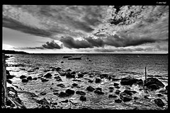 DSCF0845 (anto-logic) Tags: clouds nuvole mare autunno natura caldo sole italia sabbia spiaggia dof profonditàdicampo focus bokeh onde waves litorale blackandwhite biancoenero bn bw bello luce skinnydippers orme paws bagno nuotata divertimento felicità libertà liberi tramonto gioia swimming free freedom fun happiness joy sunset libero sea hot autumn nature sun italy beautiful sand sandy stairs beach water clear light red nice pretty lovely gorgeous fabulous wonderful pov pointofview puntodivista hdr eos canon