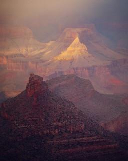 Grand Canyon Detail