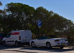 2015 Peugeot Partner and Chevrolet Camaro convertible (D70) Tags: 2015 peugeot partner chevrolet camaro convertible fourth generation 1993–2002