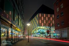 Dortmund City (Frank Heldt Photography) Tags: dortmund nrw nacht langzeitbelichtung lzb konzerthaus city innenstadt canon 5dmarkiv german