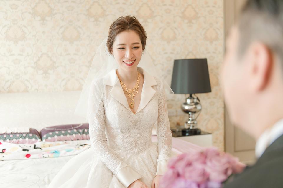 婚攝 高雄林皇宮 婚宴 時尚氣質新娘現身 S & R 059