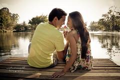 Retrato San Valentín (melmhowell) Tags: couple lake sabana girl boy pop cake saint valentine sunset
