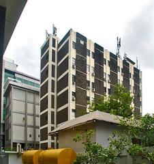 Gedung Dewan Pers (Everyone Sinks Starco (using album)) Tags: jakarta building gedung architecture arsitektur office kantor