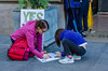 Finishing Touches (Kevin MG) Tags: womensmarch march losangeles signs protest women girls kids young youth cute pretty little equality demonstration metoo rights