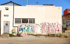 SPREE, SFZOO (STILSAYN) Tags: graffiti east bay area oakland california 2018