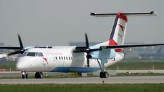 DHC-8 | OE-LTH | FRA | 20040430 (Wally.H) Tags: bombardier dehavillandcanada dhc8 dash8 oelth austrianarrows tyroleanairways fra eddf frankfurtmain airport