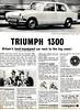 Triumph 1300 (1965 Launch advert) (andreboeni) Tags: classic car automobile cars automobiles voitures autos automobili classique voiture rétro retro auto oldtimer klassik classica classico publicity advert advertising advertisement triumph 1300