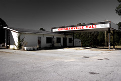 Greshamville Mall (Mike McCall) Tags: copyright2018mikemccall photography photo image georgia usa culture southern america thesouth unitedstates northamerica south greene county commerce commercial business store greshamville mall