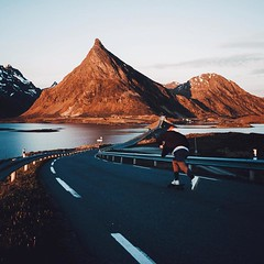 🌍 Lofoten, Norway    Pangea Productions (adventurouslife4us) Tags: adventure skateboarding wanderlust travel explore outdoors nature photography norway lofoten