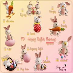 {YD} Happy Easter Bunnies ({Your Dreams}) Tags: yourdreams event theimaginarium