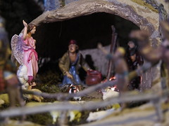 Belén Centro de Espiritualidad (Iglesia en Valladolid) Tags: belén belenismo centrodeespiritualidad navidad pesebre