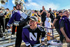 The 'Cats Are Back! (NUbands) Tags: avsphoto b1gcats date1022 evanston illinois numb numbhighlight northwestern northwesternathletics northwesternuniversity northwesternuniversitywildcatmarchingband unitedstates year2017 band cheer college drum drums education ensemble excited excitement happy horn instrument marchingband music musicinstrument musician percussioninstrument school sousaphone tenordrums tuba university yelling