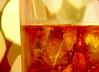 Christmas Whisky (brettjasonlittle) Tags: alcohol ice drink glass christmas whisky macro beverage bokeh closeup