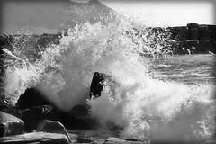 ....white foam (Antonio Piccialli) Tags: 2018 gennaio canoneos60d campania canon castellabate cilento santamariadicastellabate wave blackandwhite bn blackwhite bianconero bw fluidr fluidrexplored flickrclickx flickr explore explored elaborazione mare tempesta