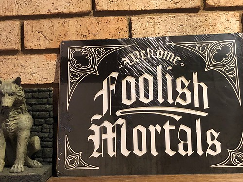 New sign for my mansion