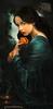 Proserpine recreated (Nick Loven) Tags: preraphaelite rosetti proserpina proserpine persephone pomegranate poem art painting